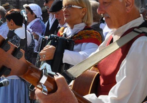Chants et danses basque Années Folles
