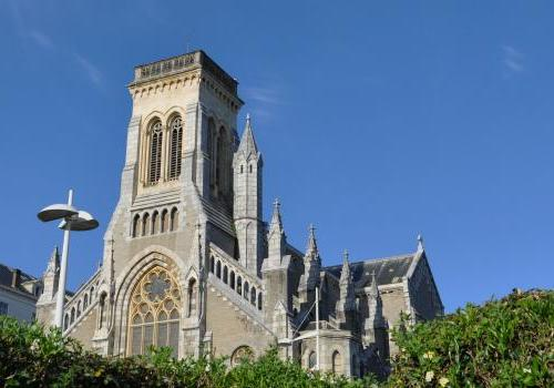 Eglise Sainte- Eugénie